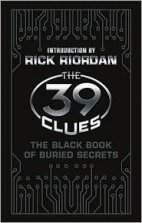 The 39 Clues - The Black Book of Buried Secrets