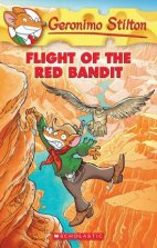 Geronimo Stilton - Flight of the Red bandit (56)