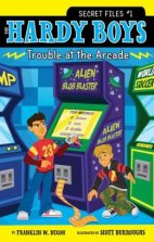 Hardy Boys - Trouble at the Arcade 1