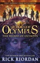 Heroes of Olympus- The Blood of Olympus