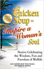 Chicken Soup to Inspire a Women's Soul.