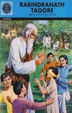 Amar chitra katha - Rabindranath Tagore