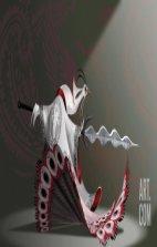 Kung Fu Panda Z Lord Shen