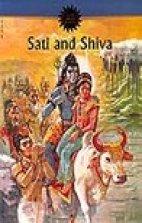 Amar chitra katha - Sati and Shiva