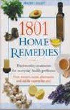 Reader's Digest 1801 Home Remedies.