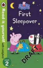 Peppa Pig - First Sleepover. ( Level 2)