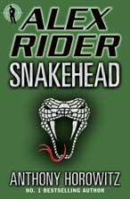 Alex Rider Snake Head