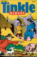 Tinkle Digest- 3